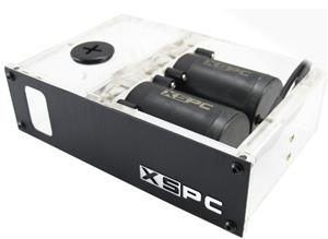 XSPC Twin X2O 420 Single Bayres Pump